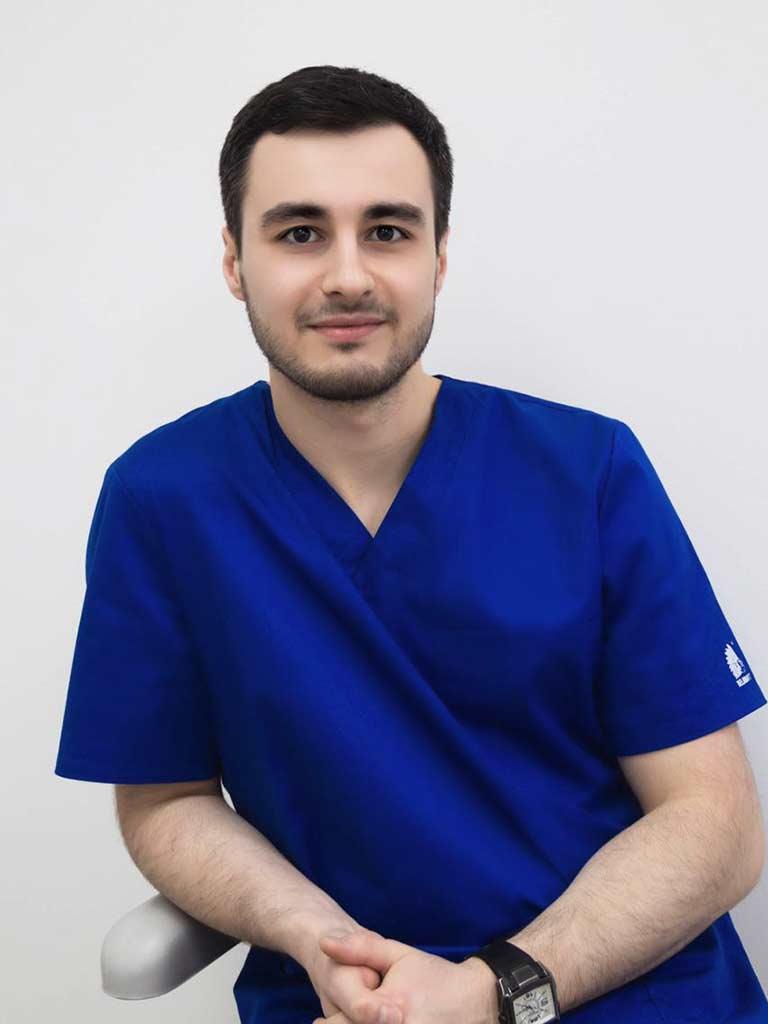 Магомед-Башир Альвиевич  Цечоев